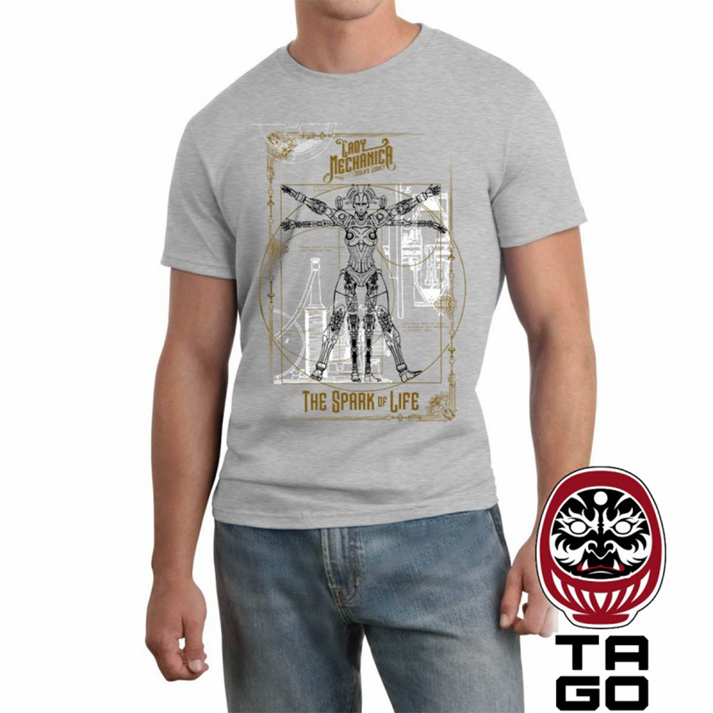 Lady mechanica T-shirt